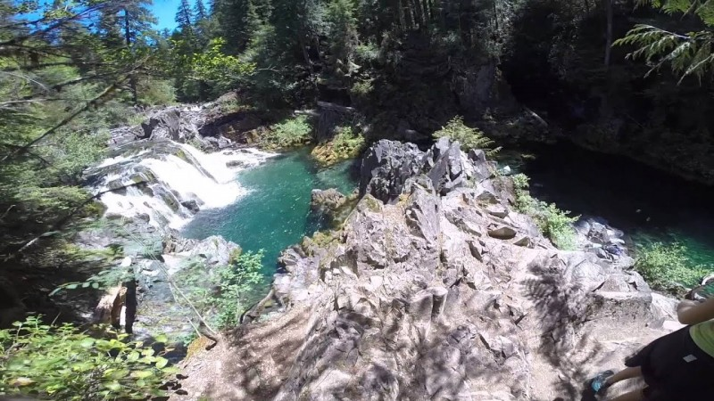 Hike the Opal Creek Trail
