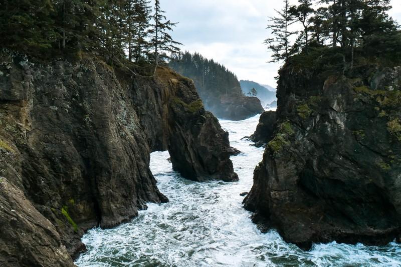 Samuel H. Boardman State Scenic Corridor, Oregon Coast Photos